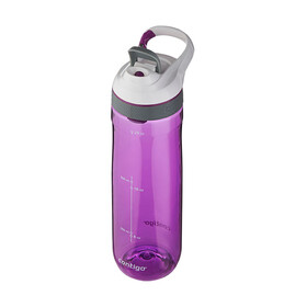 Contigo Autoseal Cortland Water Bottle 720ml radiant orchid/wh